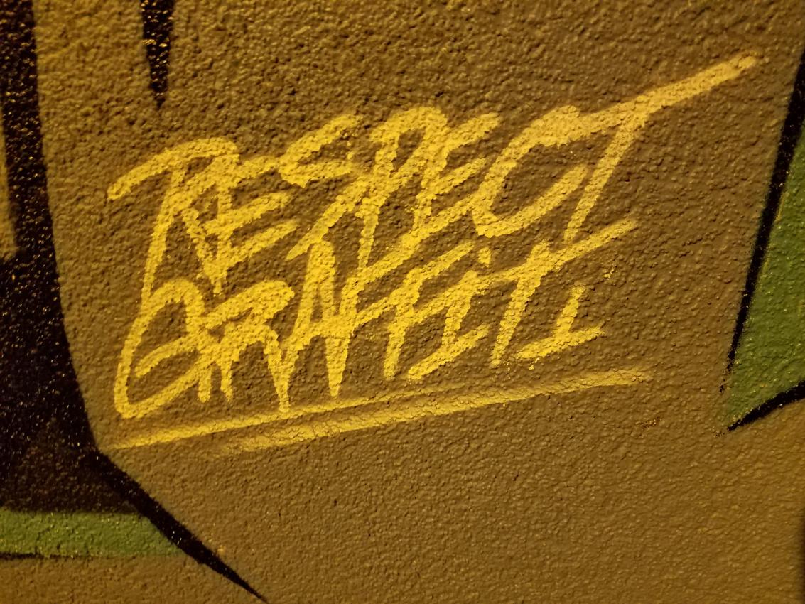 Respect Graffiti