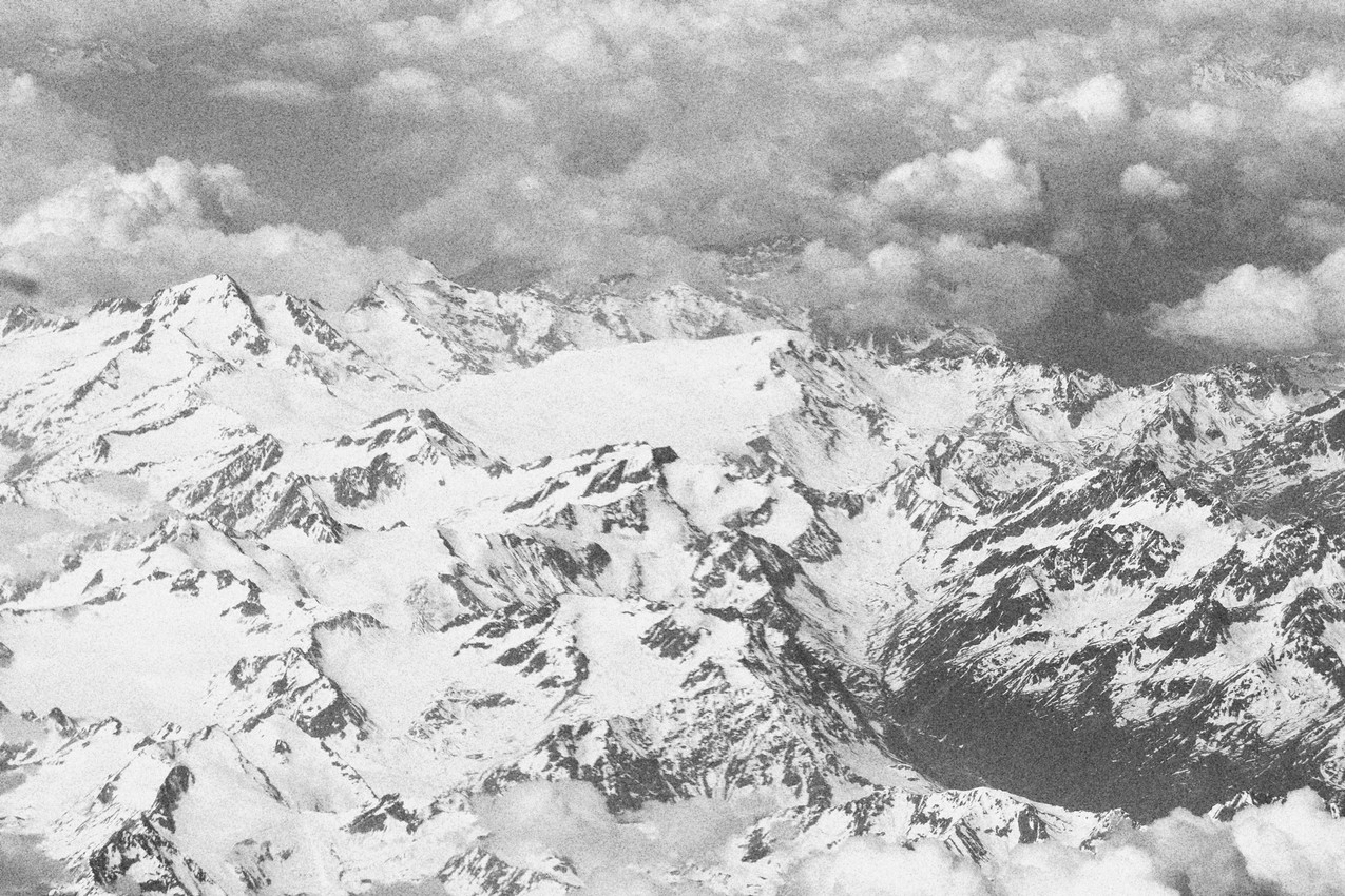 The Alps from Above