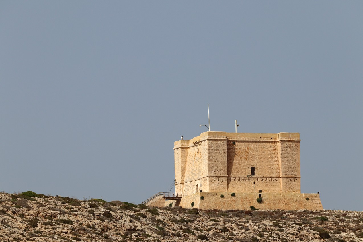 St. Mary's Tower, Depicted in the Count of Monte Cristo