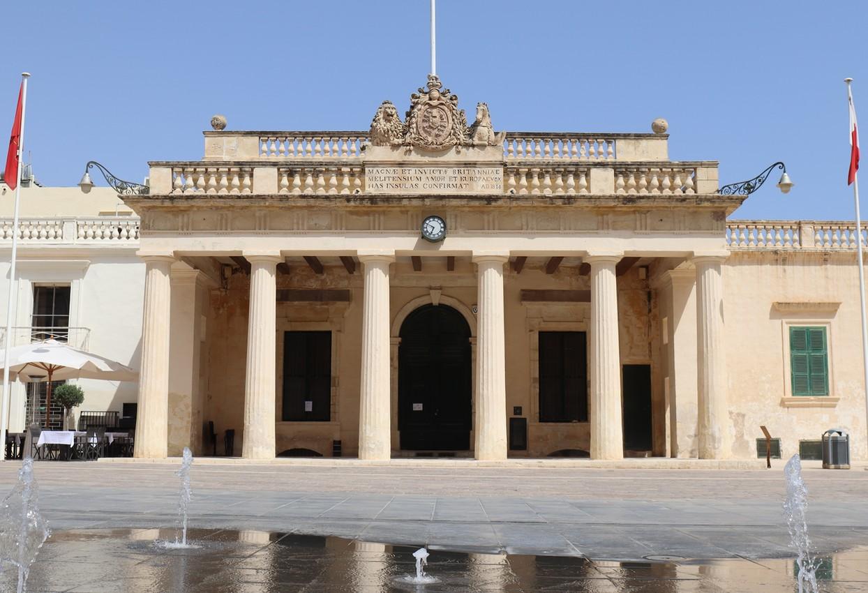 Saint George Square, Valleta