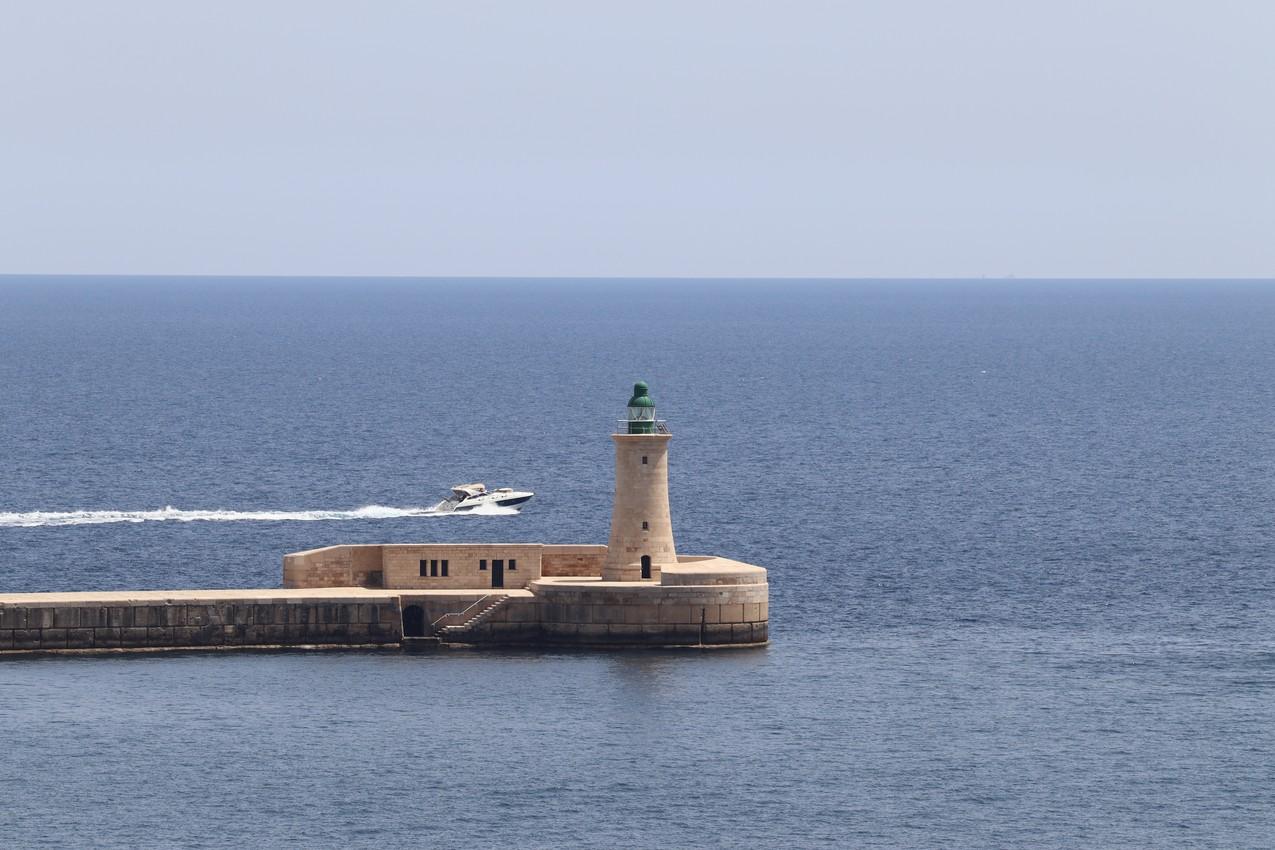 St. Elmo's Lighthouse, Valleta