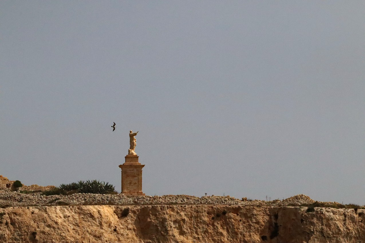 The Statue of St. Paul, Malta