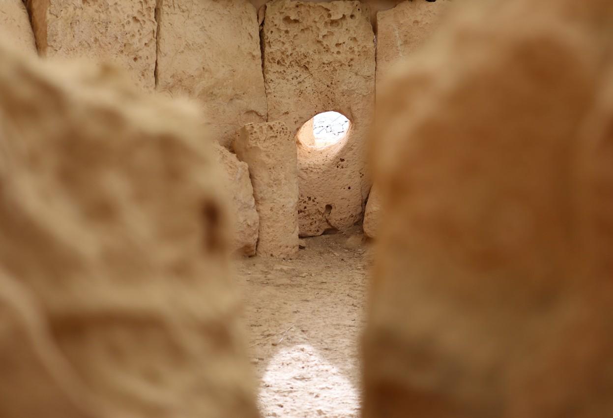 The Solstice at Ħaġar Qim
