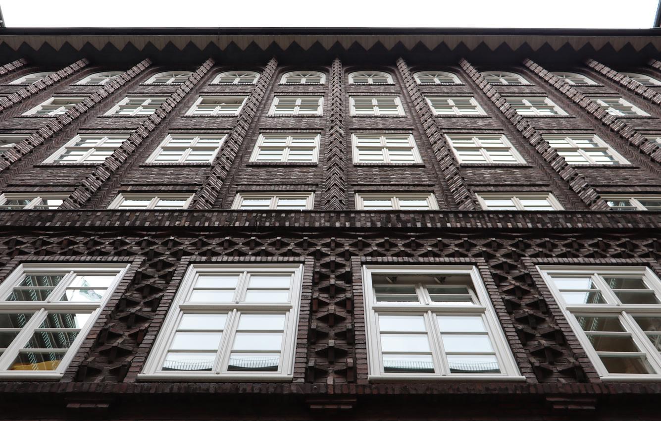 Chilehaus, Hamburg 2020