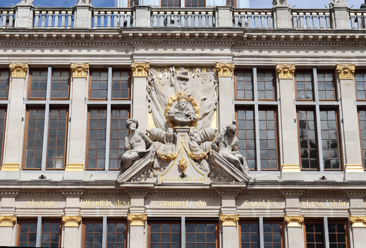 Grand Place, Brussels 2020