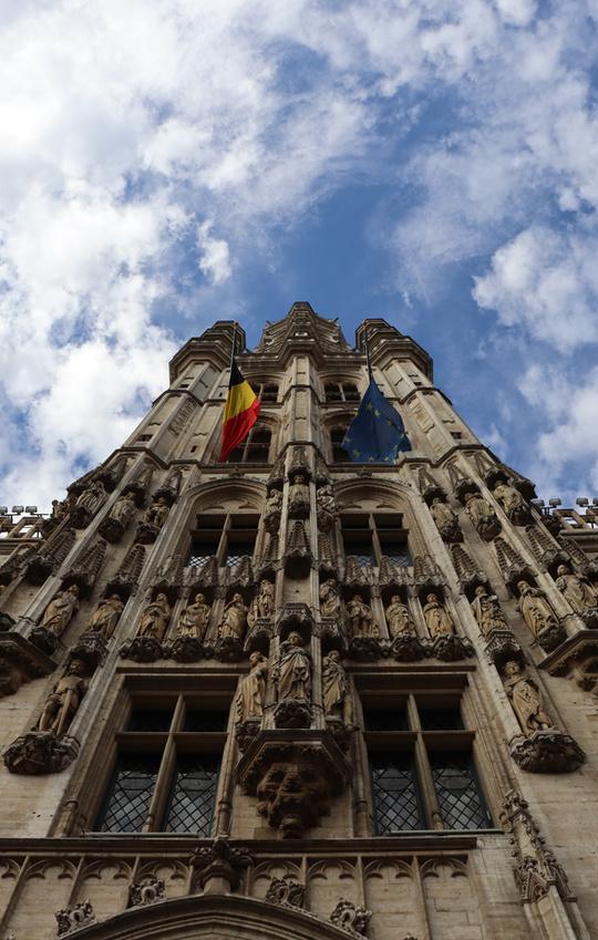 Hôtel de Ville de Bruxelles, Brussels 2020