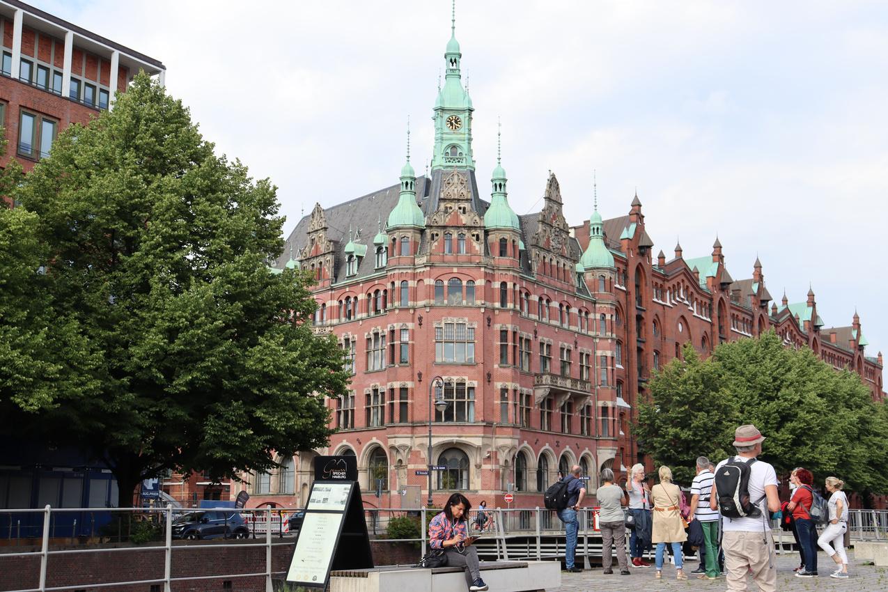 Holländischer Brook, Hamburg 2020