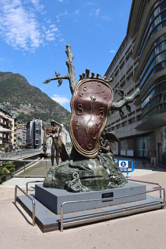La Noblesse du Temps, Andorra la Vella 2020