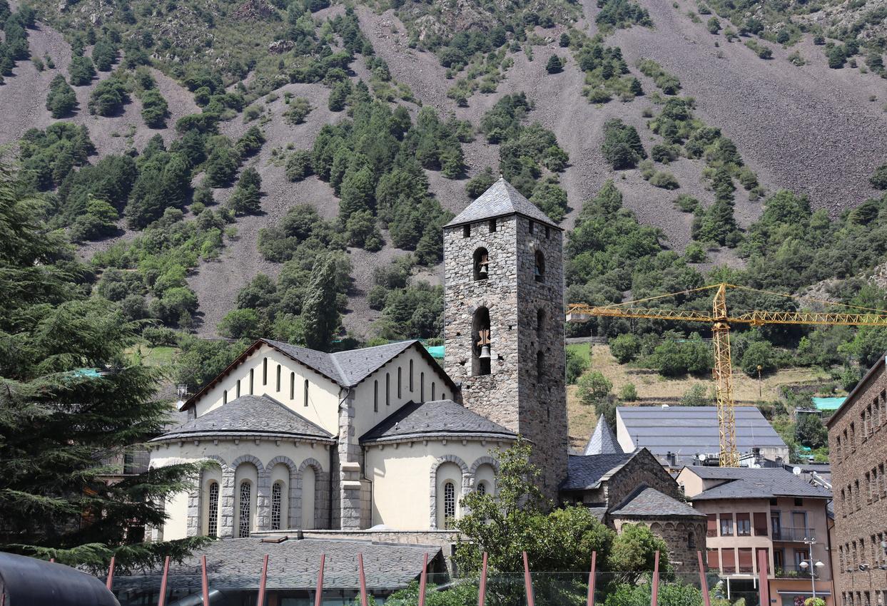 Sant Esteve d'Andorra la Vella, Andorra la Vella 2020