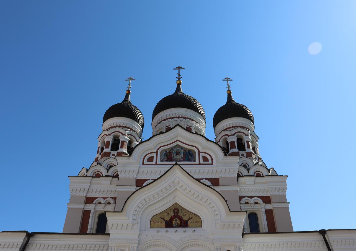 Alexander Nevski Katedraal, Tallinn